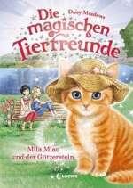 Mila Miau und der Glitzerstein Cover