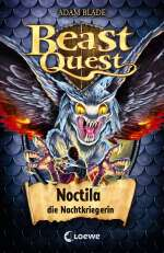 Noctila, die Nachtkriegerin Cover