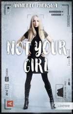 Not your girl Cover