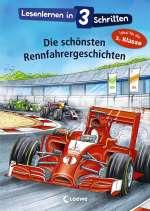 Die schönsten Rennfahrergeschichten Cover