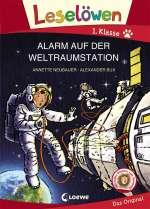 ALARM AUF DER WELTRAUMSTATION Cover