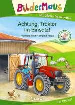 Achtung Traktor im Einsatz! Cover