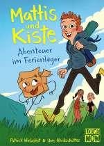 Mattis und Kiste : Abenteuer im Ferienlager Cover