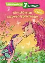 Die schönsten Zauberponygeschichten Cover