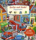 Suche und finde! - Feuerwehr Cover