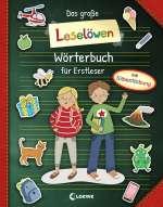 Das grosse Leselöwen-Wörterbuch für Erstleser Cover