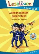 Geheimagentengeschichten Cover