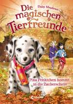Pina Pünktchen kommt in die Zauberschule Cover