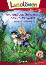 Ava und das Geheimnis des Zauberwalds Cover