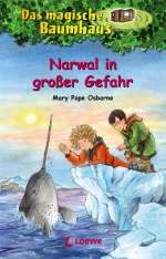 Narwal in grosser Gefahr Cover