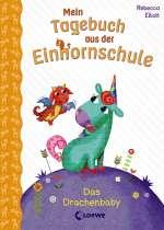 Mein Tagebuch aus der Einhornschule - Das Drachenbaby Cover