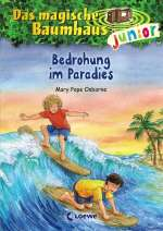Bedrohung im Paradies Cover
