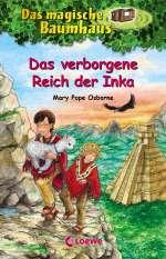 Das verborgene Reich der Inka Cover