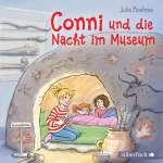 Conni und die Nacht im Museum (Ton) Cover