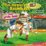 Das magische Baumhaus : Das Grosse Spiel (CD) Cover