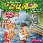 Das magische Baumhaus : Helden im Hurrikan (CD) Cover