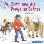 Conni und die Ponys im Schnee  Cover