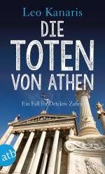 Die Toten von Athen Cover