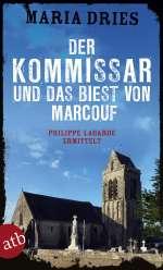 Der Kommissar und das Biest von Marcouf Cover