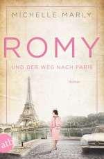 Romy und der Weg nach Paris Cover