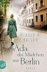 Ada, das Mädchen aus Berlin Cover