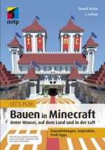 Let's play - Bauen in Minecraft Cover