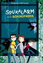 Spukalarm in der Schokofabrik Cover