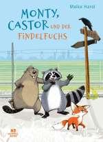 Monty, Castor und der Findelfuchs Cover