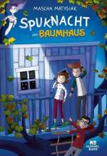Spuknacht im Baumhaus Cover
