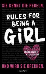Rules for being a girl Cover