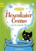 Hexenkater Cosmo ... und das magische Niesen Cover