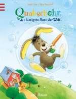 Quatschohr, der lustigste Hase der Welt Cover
