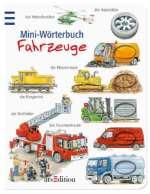 Mini-Wörterbuch Fahrzeuge Cover
