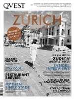 QVEST - Zürich  Cover