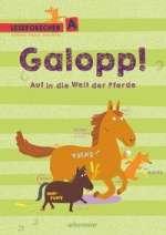 Galopp! Cover