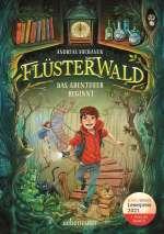 Flüsterwald - Das Abenteuer beginnt Cover