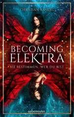 Becoming Elektra Cover