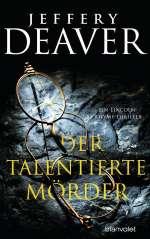 Der talentierte Mörder Cover