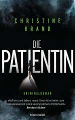 Die Patientin Cover