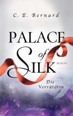 Palace of silk - die Verräterin Cover