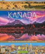 100 Highlights Kanada Cover