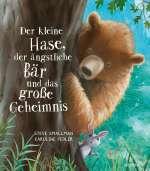 Der kleine Hase, der ängstliche Bär und das große Geheimnis Cover