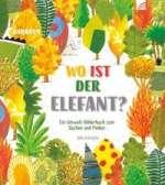 Wo ist der Elefant? Cover