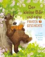 Der kleine Bär und seine Piratengeschichte (Bb) Cover