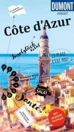 Côte dAzur Cover
