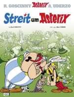 Streit um Asterix  Cover