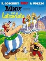 Asterix und Latraviata (Comic) Cover