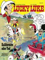 Lucky Luke  Kalifornien oder Tod (39) Cover