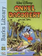 Onkel Dagobert 31 Cover