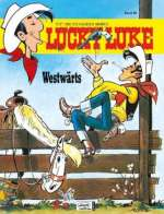 Westwärts (Comic) Cover